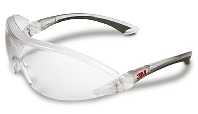3M 2740 Comfort Line Safety Spectacles Clear