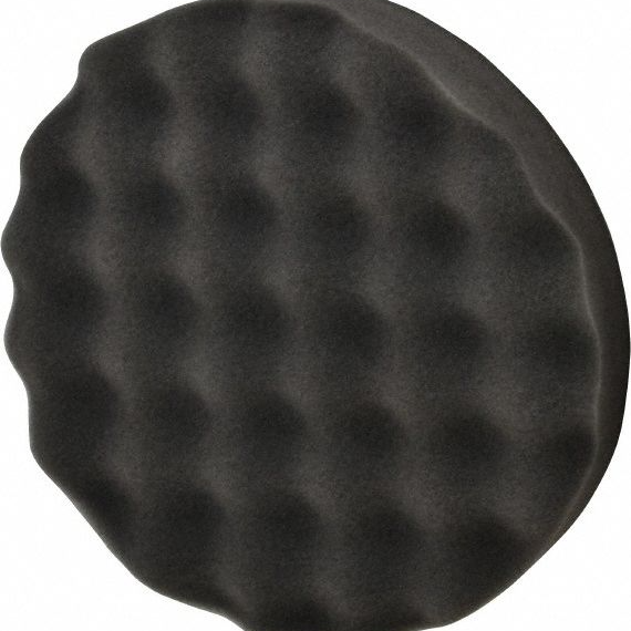3M Hookit Foam Polishing Pad 133.3mm (Case of 12)