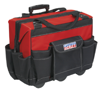 Sealey Tool Storage Bag on Wheels 450mm Heavy-Duty