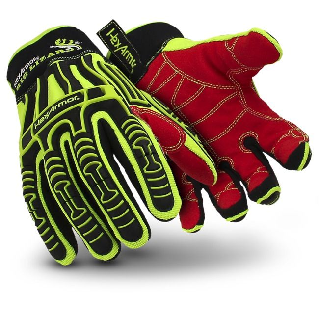 HexArmor Rig Lizard 2021 Cut Resistant Gloves