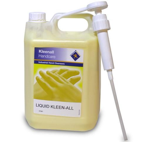 Kleen-All Liquid heavy duty hand cleaner 5L