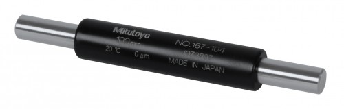 Mitutoyo 167-104 Measuring Standard 100mm