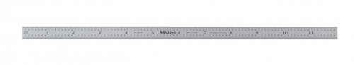 "Mitutoyo 182-225 300mm/12"" Steel Rule Flexible"