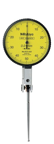 Mitutoyo 513-415E Dial Test Indicator 0-50-0 1/.01mm