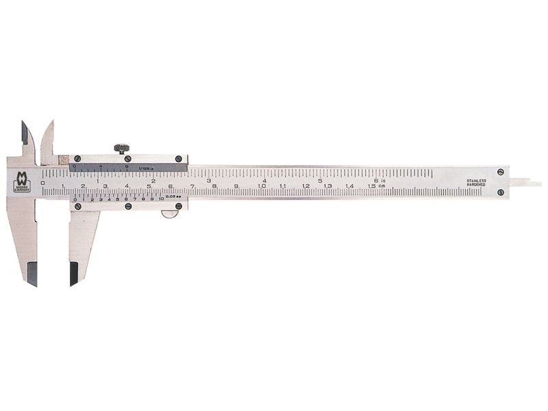 Moore & Wright Vernier Caliper 150mm (6in)